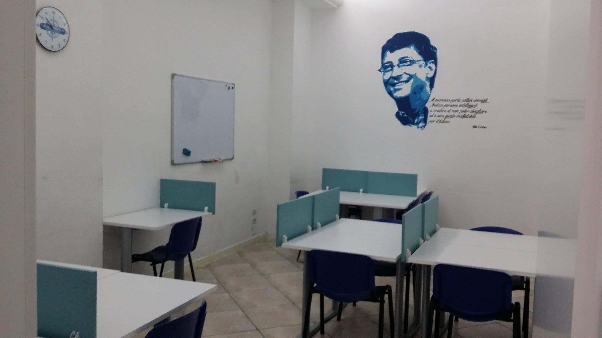 Aule del Centro Studi La Bussola di Manfredonia